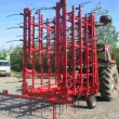 Halmstigle 12m i transport stilling
